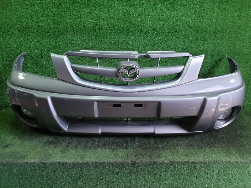 Бампер Mazda Tribute EPEW YF 2002 передний (б/у)
