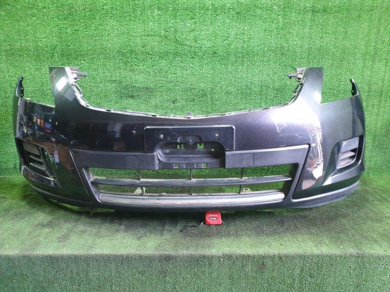 Бампер Mazda Mpv LY3P L3VE 2006 передний (б/у)