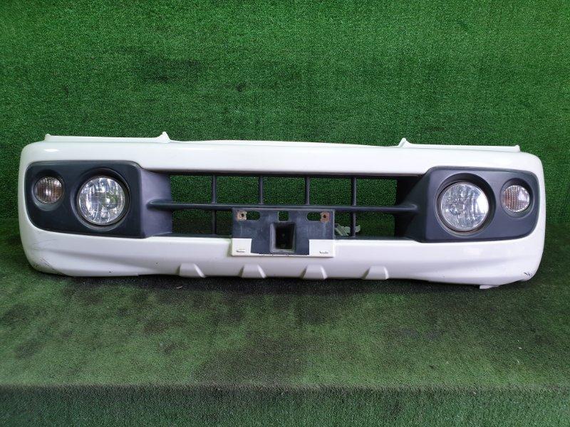 Бампер Daihatsu Terios J102G K3VE 2003 передний (б/у)