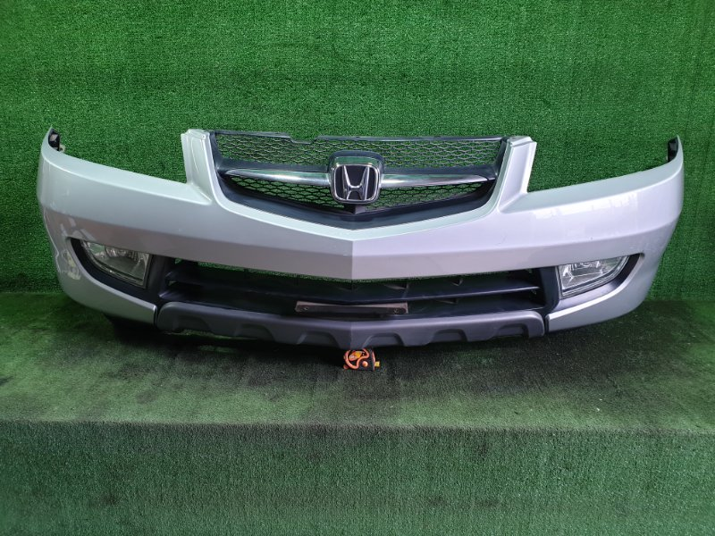 Бампер Honda Mdx YD1 J35A 2003 передний (б/у)