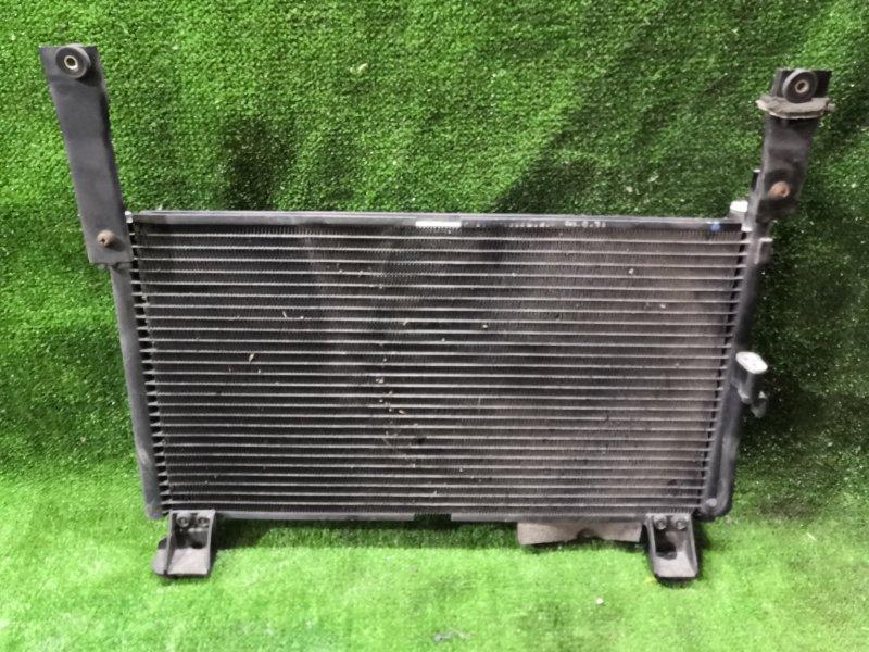Радиатор кондиционера Mitsubishi Pajero Jr H57A 4A31 1996 (б/у)