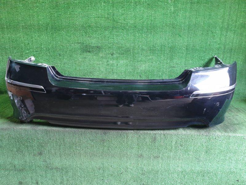 Бампер Nissan Fuga PY50 VQ35HR 2008 задний (б/у)