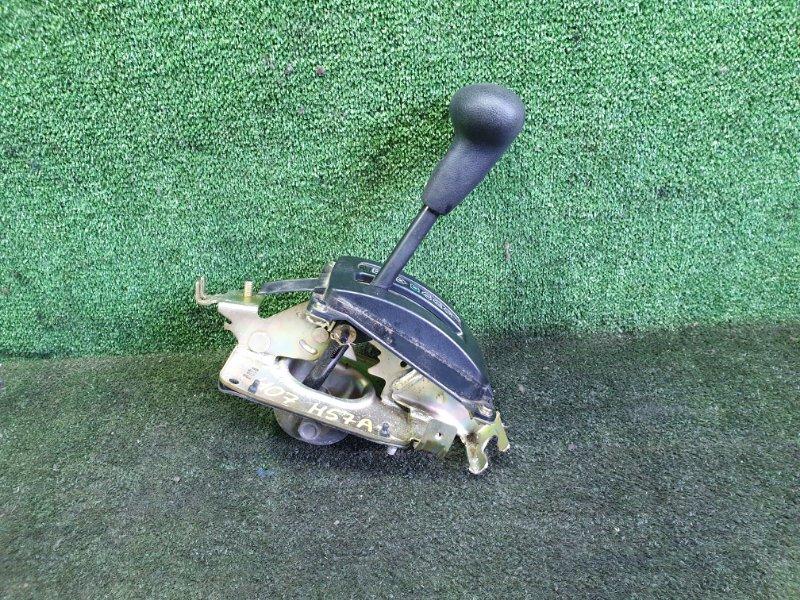 Ручка переключения автомата Mitsubishi Pajero Jr H57A 4A31 1996 (б/у)