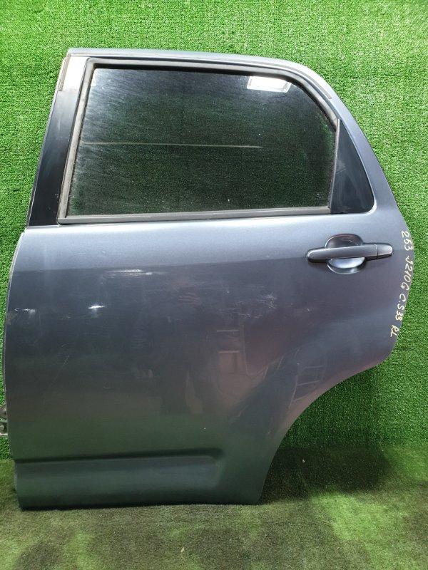 Дверь Daihatsu Bego J210G 3SZVE 2006 задняя левая (б/у)