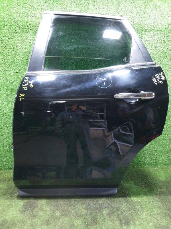 Дверь Mazda Cx-7 ER3P L3VDT 2006 задняя левая (б/у)