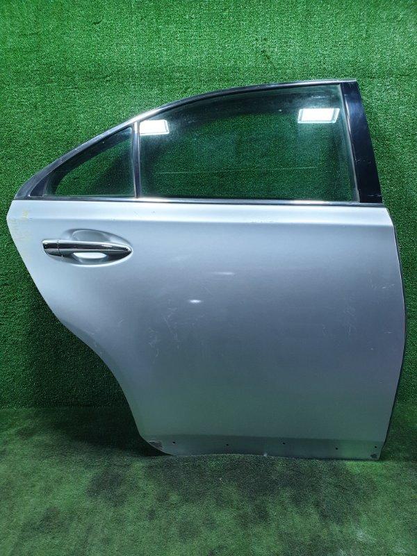 Дверь Toyota Sai AZK10 2AZFXE задняя правая (б/у)