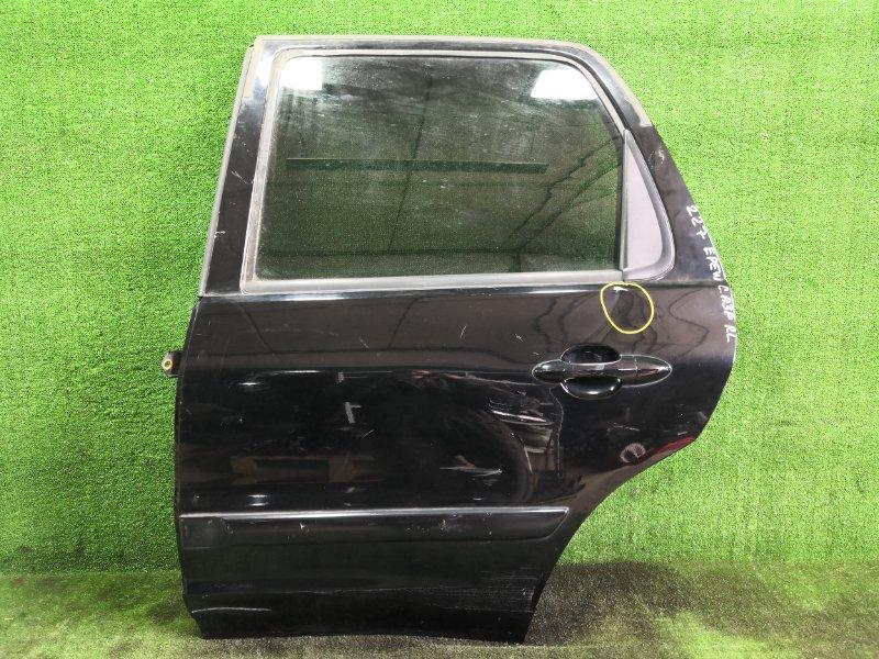 Дверь Mazda Tribute EPEW YF 2001 задняя левая (б/у)