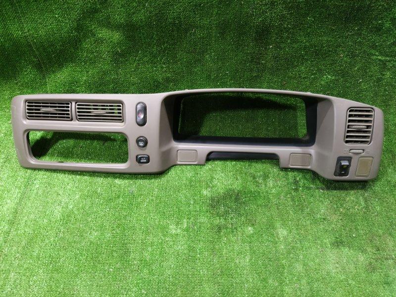 Консоль спидометра Mitsubishi Challenger K96W 6G72 1996 (б/у)