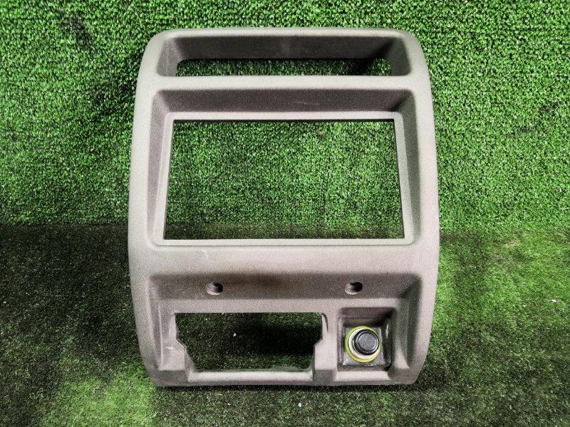 Консоль магнитофона Toyota Cami J100E HCEJ 1999 (б/у)