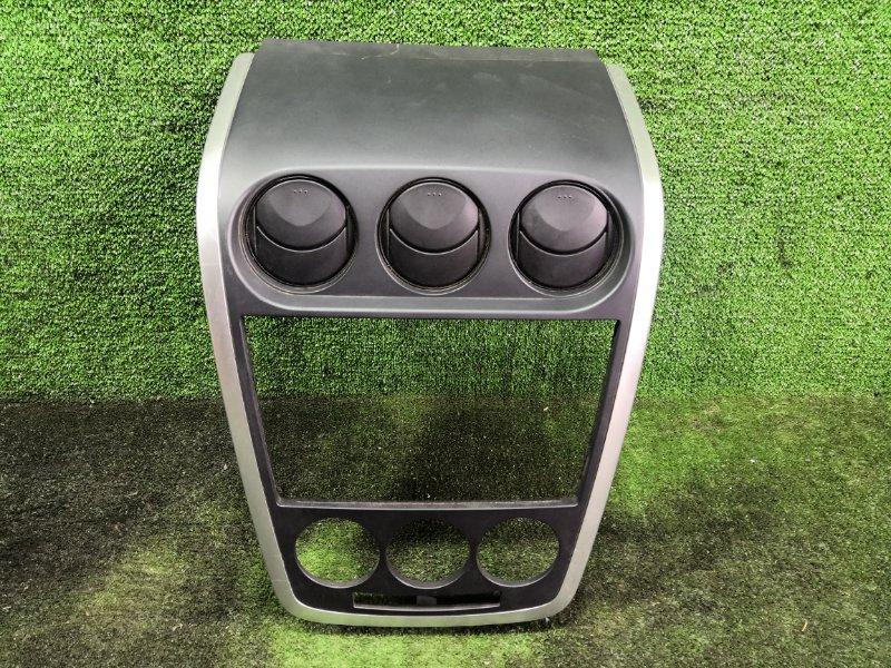 Консоль магнитофона Mazda Cx-7 ER3P L3VDT 2006 (б/у)