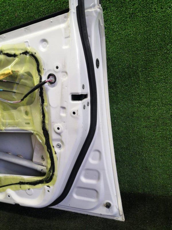 Дверь Toyota Allion NZT260 1NZFE 2007 передняя правая (б/у)
