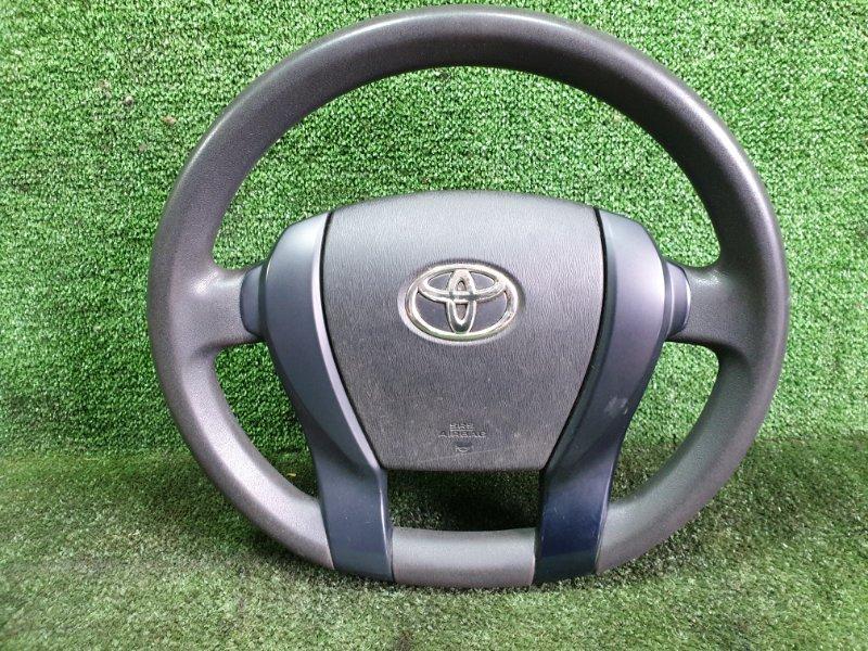 Руль с airbag Toyota Aqua NHP10 1NZFXE 2012 (б/у)