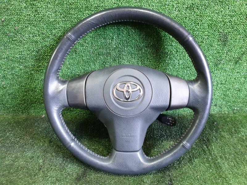 Руль с airbag Toyota Vanguard ACA33 2AZFE 2007 (б/у)