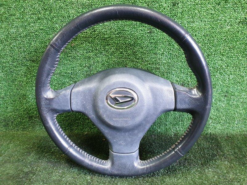 Руль с airbag Daihatsu Bego J210G 3SZVE 2006 (б/у)