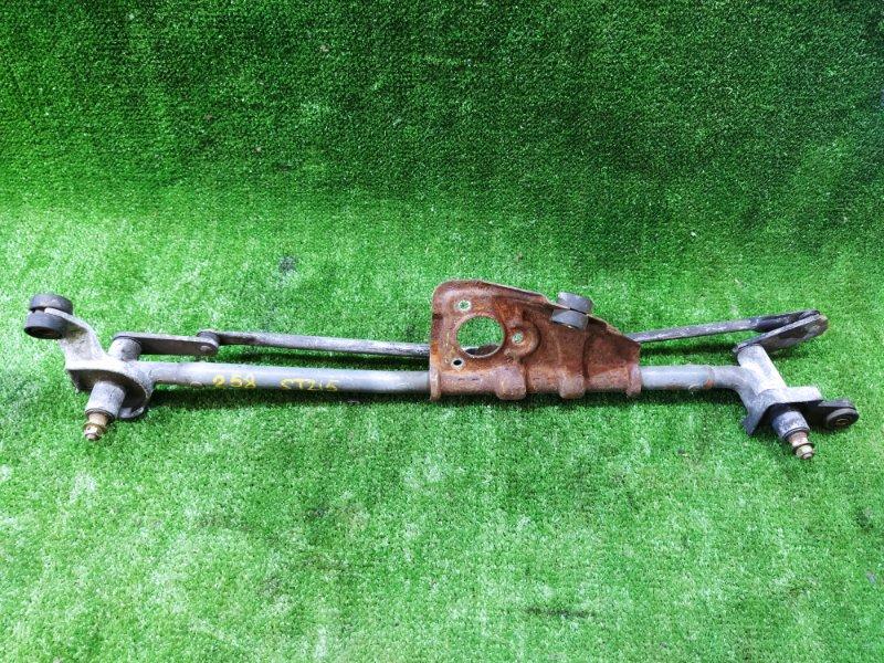 Механизм дворников Toyota Caldina ST215 3SGTE 1997 (б/у)