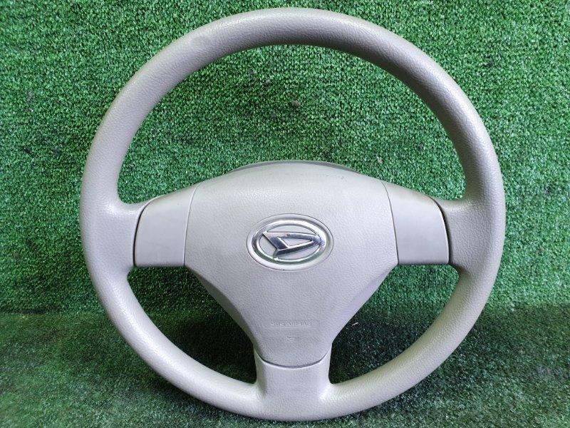 Руль с airbag Daihatsu Atrai S331G KFDET 2007 (б/у)
