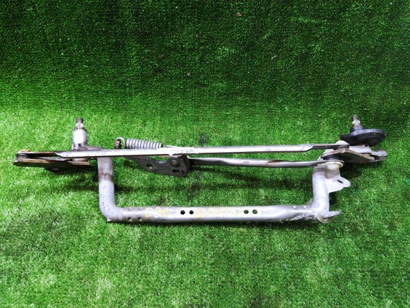 Механизм дворников Toyota Prius ZVW30 2ZRFXE 2010 (б/у)