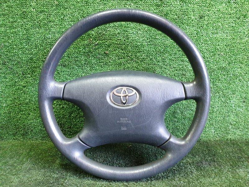 Руль с airbag Toyota Corolla Spacio ZZE122 1ZZFE 2003 (б/у)