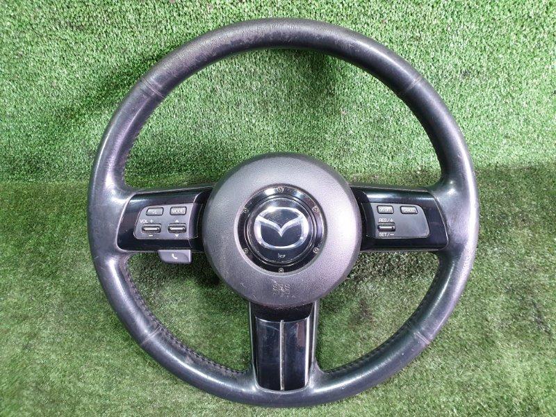 Руль с airbag Mazda Cx-7 ER3P L3VDT 2006 (б/у)