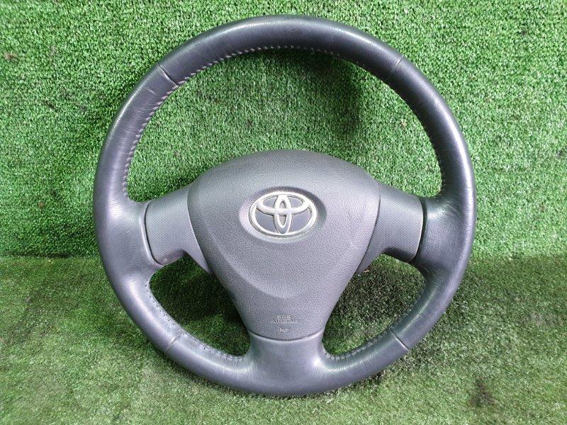 Руль с airbag Toyota Isis ZGM10 2ZRFXE (б/у)