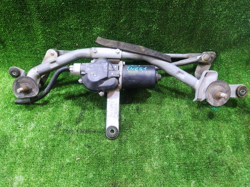 Механизм дворников Nissan Murano TNZ51 QR25DE 2011 (б/у)