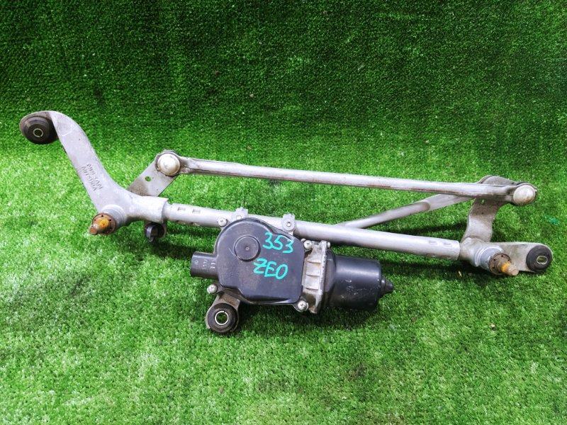 Механизм дворников Nissan Leaf ZE0 EM61 2011 (б/у)