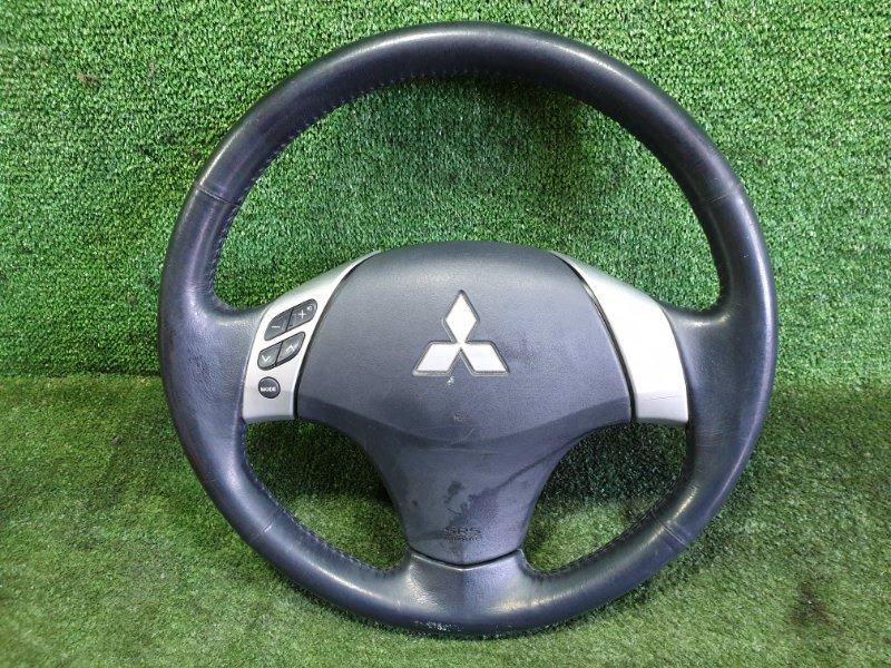 Руль с airbag Mitsubishi Outlander CW5W 4B12 2006 (б/у)
