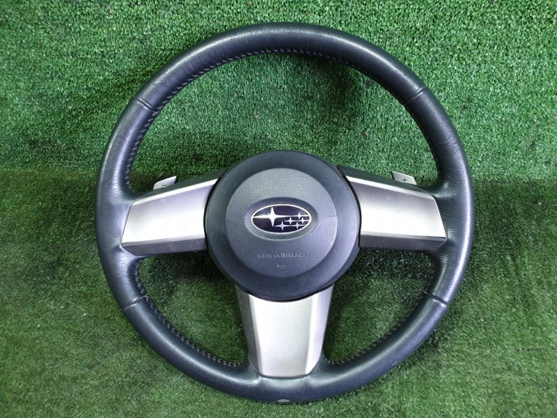 Руль с airbag Subaru Legacy BR9 EJ253 2009 (б/у)