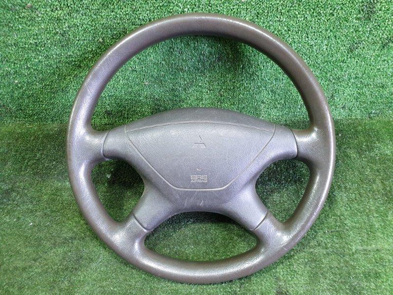 Руль с airbag Mitsubishi Challenger K97W 4M40T 1996 (б/у)