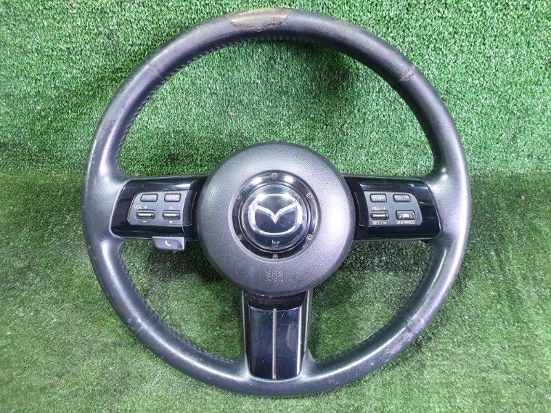 Руль с airbag Mazda Cx-7 ER3P L3VDT 2007 (б/у)