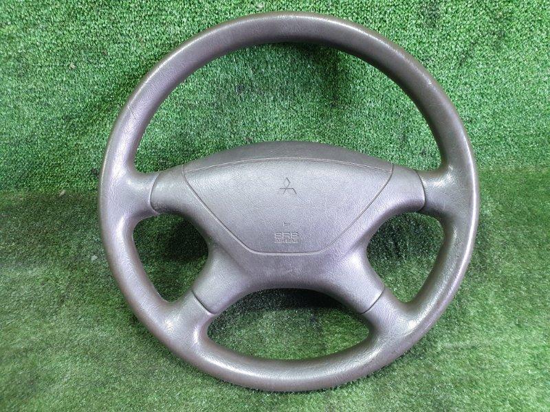 Руль с airbag Mitsubishi Challenger K97 4M40T 1997 (б/у)