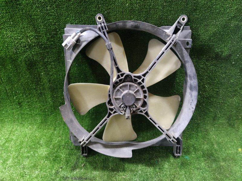 Вентилятор радиатора кондиционера Toyota Caldina ST215G 3SFE 1999 левый (б/у)