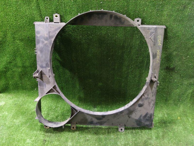 Диффузор радиатора Toyota Granvia KCH16 1KZTE 1995 (б/у)