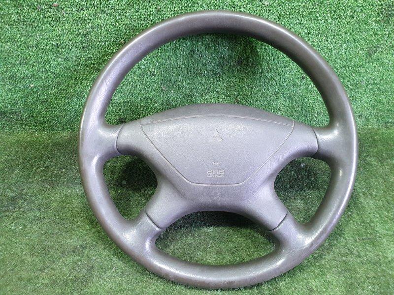 Руль с airbag Mitsubishi Challenger K96 6G72 1996 (б/у)