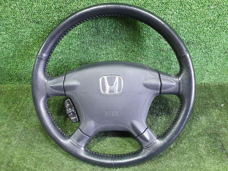 Руль с airbag Honda Cr-V RD7 K24A 2005 (б/у)