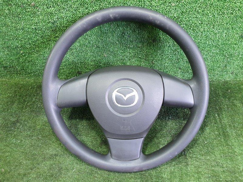Руль с airbag Mazda Mpv LY3P L3VE 2006 (б/у)