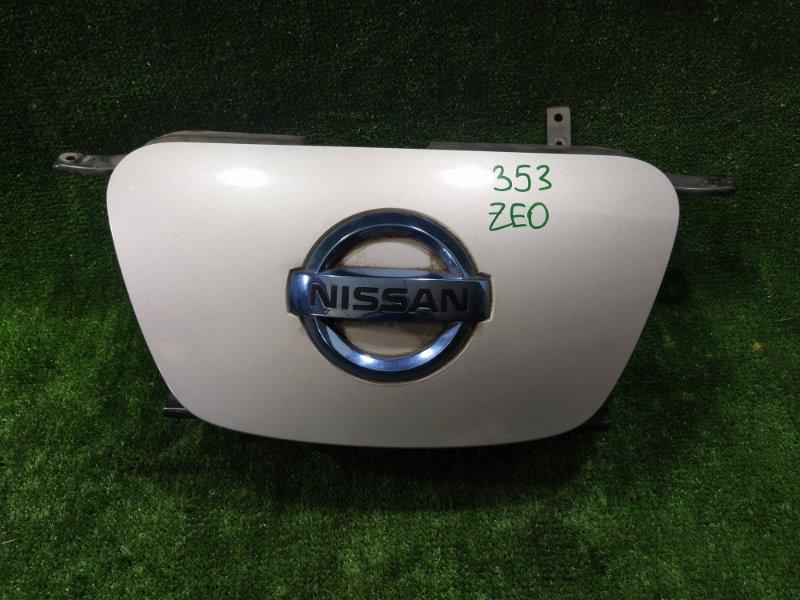 Лючок бензобака Nissan Leaf ZE0 EM61 2011 (б/у)