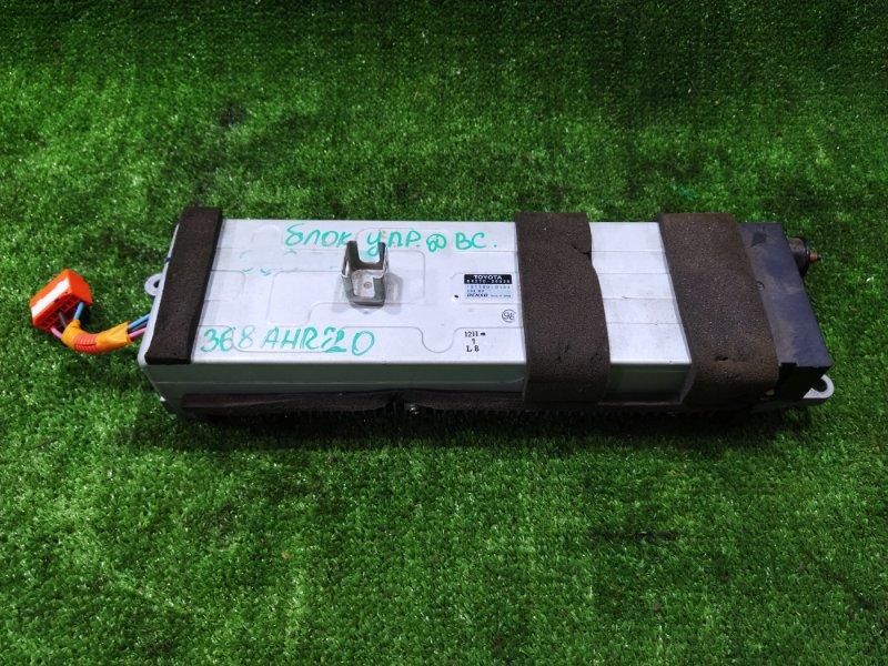 Электронный блок Toyota Estima AHR20 2AZFXE 2006 (б/у)