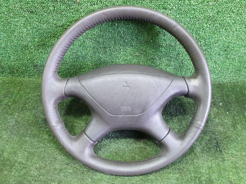 Руль с airbag Mitsubishi Challenger K97 4M40T 1996 (б/у)