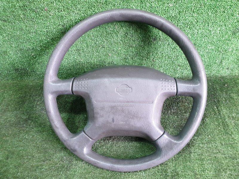 Руль с airbag Nissan Elgrand AVWE50 QD32ETI 1999 (б/у)