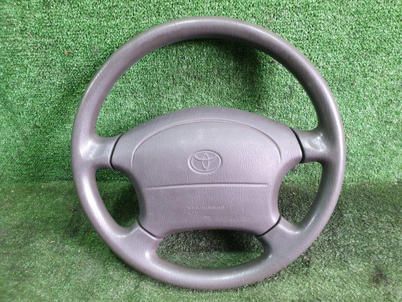 Руль с airbag Toyota Hiace KZH106G 1KZTE 1997 (б/у)
