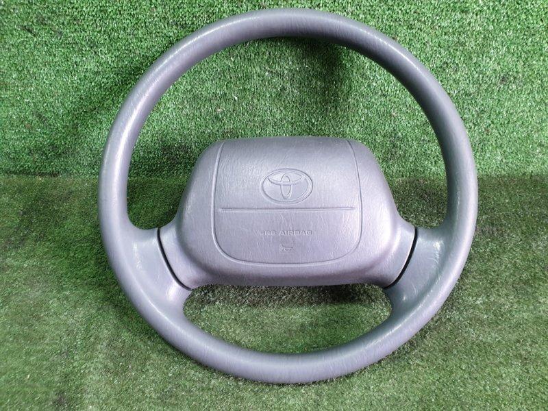 Руль с airbag Toyota Granvia KCH16W 1KZTE 1996 (б/у)