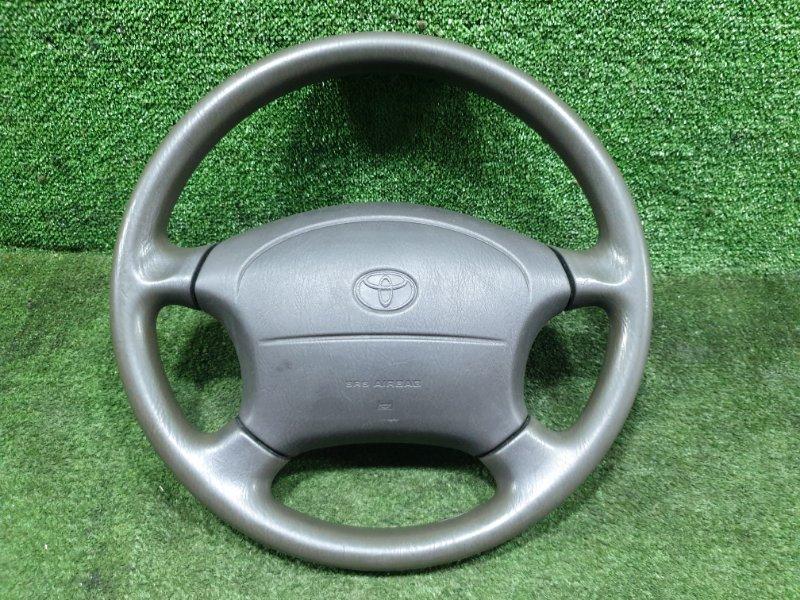 Руль с airbag Toyota Hiace KZH106W 1KZTE 1996 (б/у)