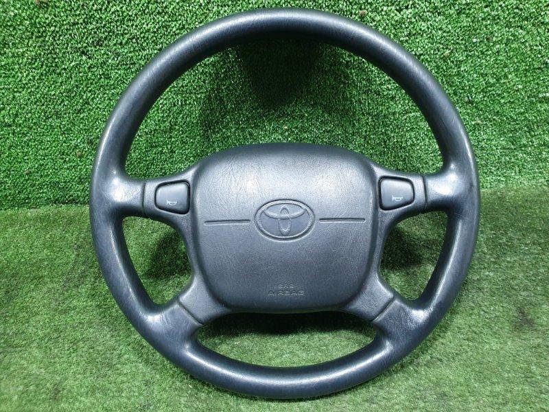Руль с airbag Toyota Rav4 SXA11 3SFE 1995 (б/у)