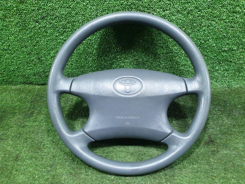 Руль с airbag Toyota Nadia SXN10 3SFE 1999 (б/у)