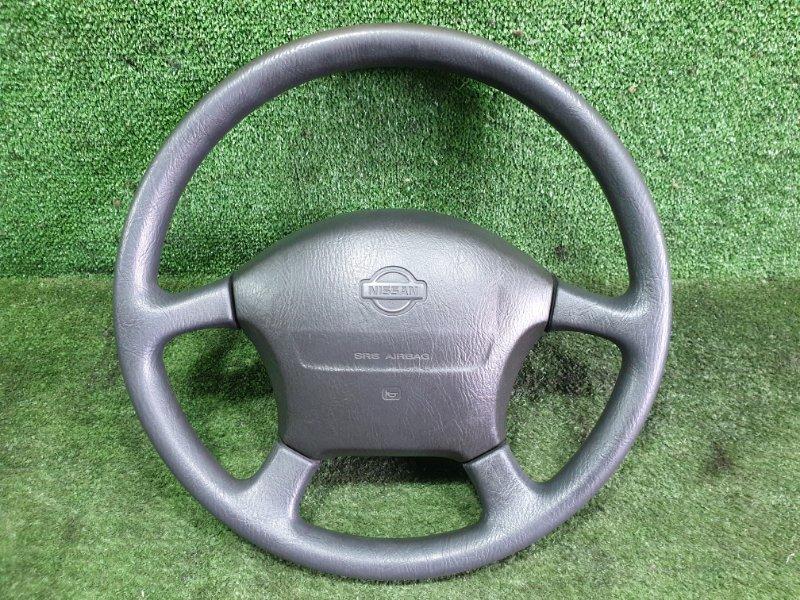 Руль с airbag Nissan Terrano RR50 QD32ETI 1996 (б/у)
