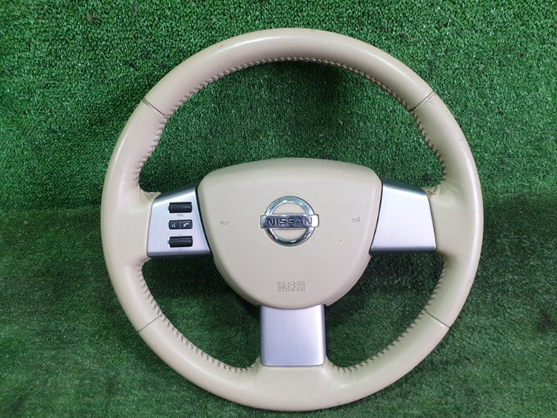 Руль с airbag Nissan Murano PNZ50 VQ35DE 2004 (б/у)