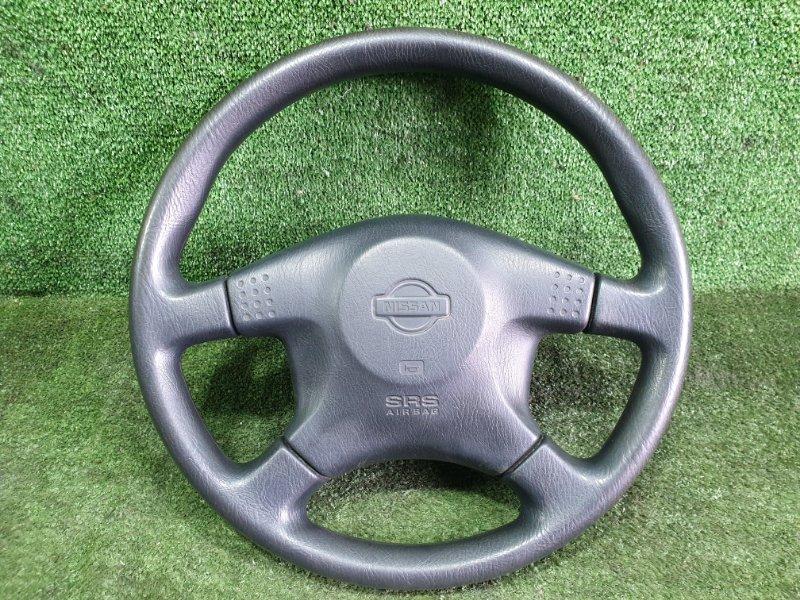 Руль с airbag Nissan Terrano Regulus JRR50 QD32ETI 1996 (б/у)