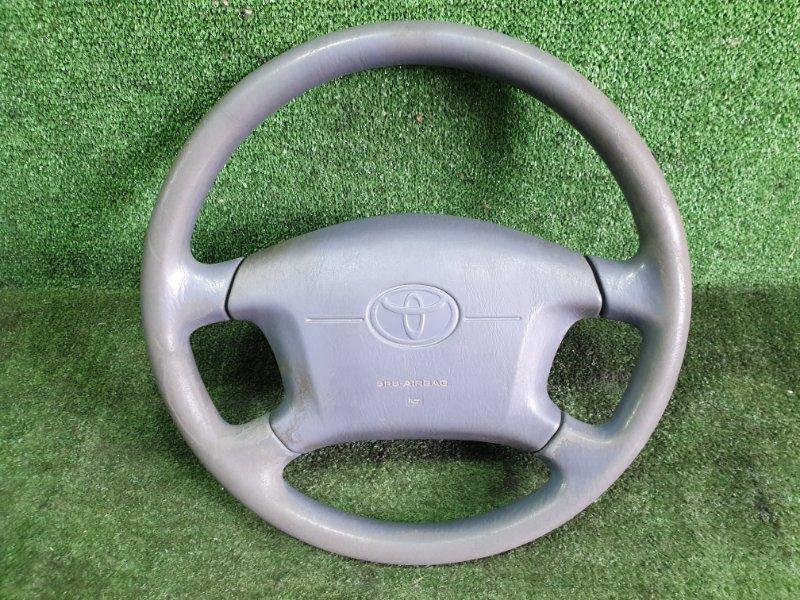 Руль с airbag Toyota Noah CR50 3CT 1997 (б/у)