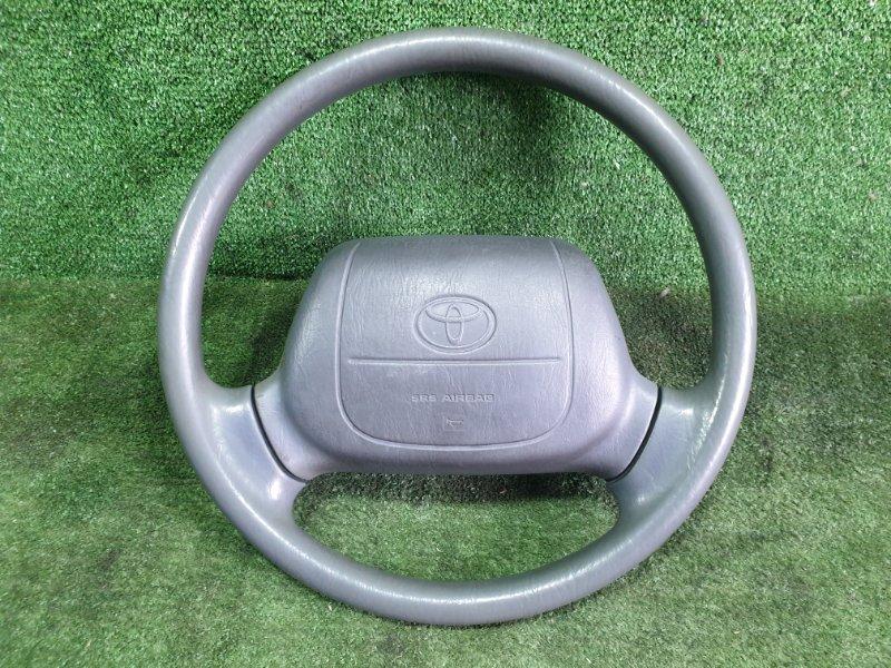Руль с airbag Toyota Granvia KCH16 1KZTE 1995 (б/у)